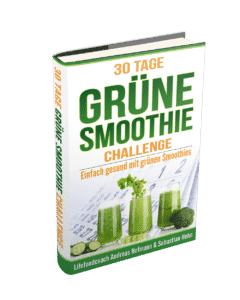 Grüne Smoothie Challenge Cover 2